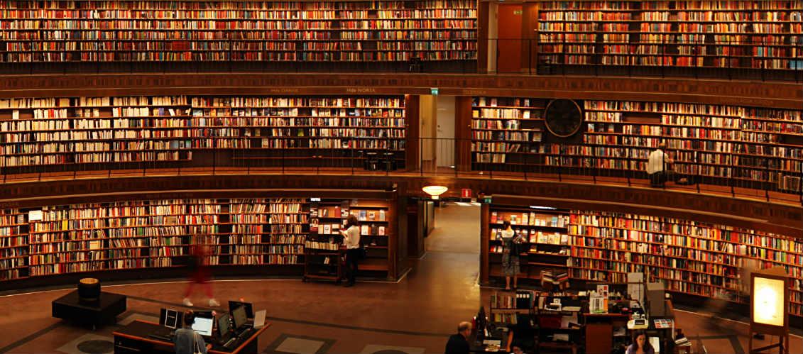 Libraries & Google Indexes
